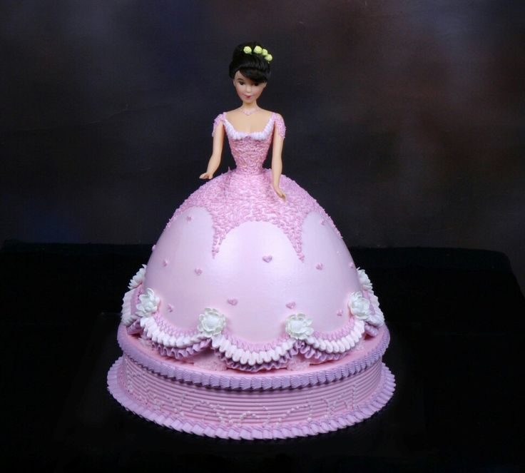 #Barbie Buttercream #Kleyo sugarpaste