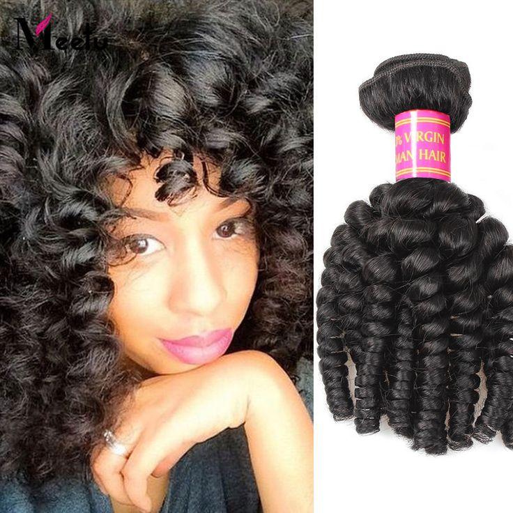 Peruvian Virgin Bouncy Curly Hair Big Discount Virgin Peruvian Bouncy Curly Hair Weaving 7A Grade Peruvian Virgin Human Hair 1B#