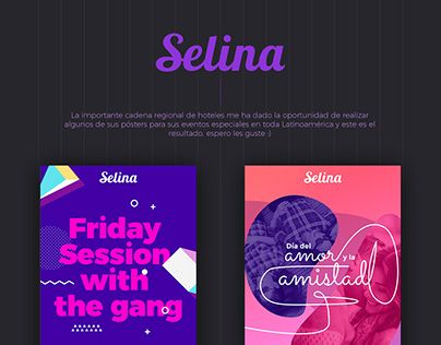 """Check out new work on my @Behance portfolio: """"Selina Hotels graphic design proposal"""" http://be.net/gallery/57809543/Selina-Hotels-graphic-design-proposal"""
