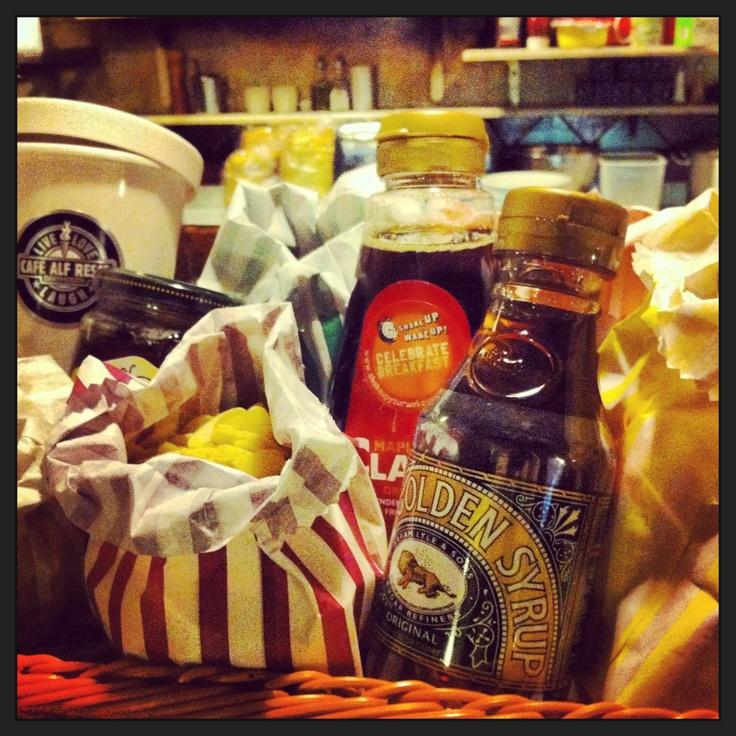 Pick'n'Mix Porridge for Farmhouse Breakfast Week #BreakfastWatch #FBW2013