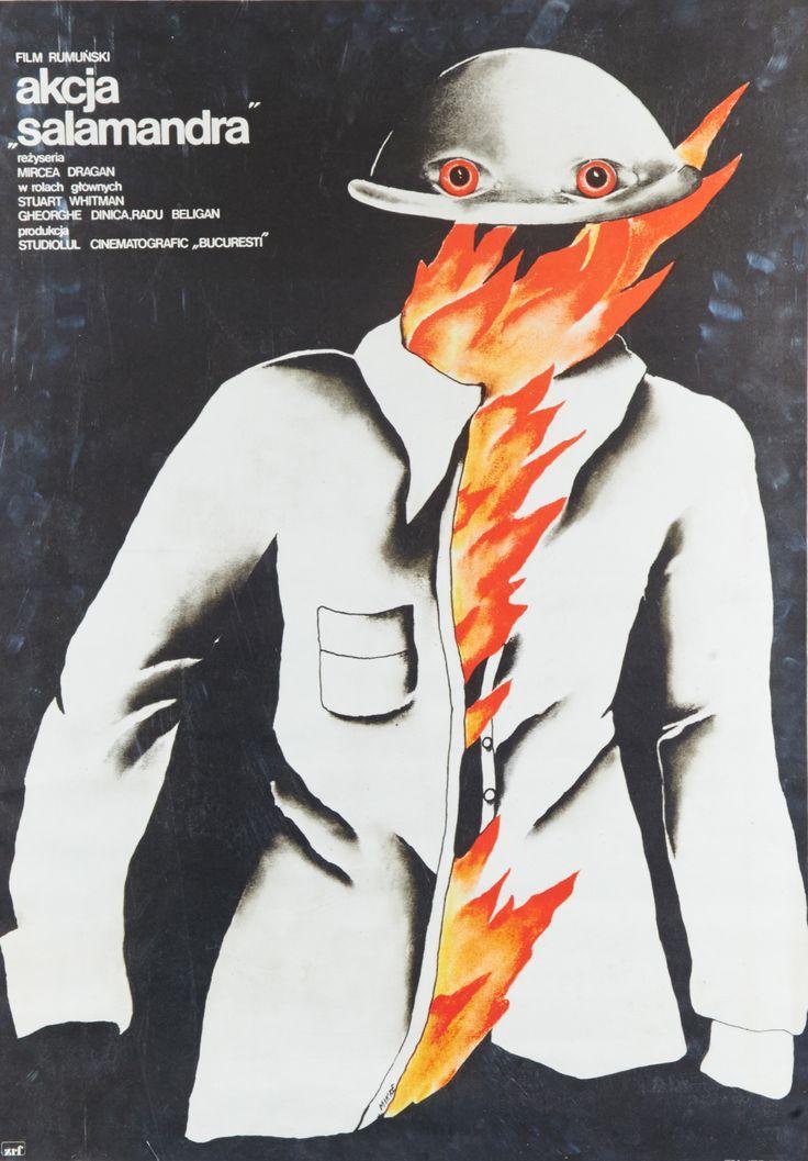 Anna Dragan, Akcja Salamandra, ORIGINAL - 1977