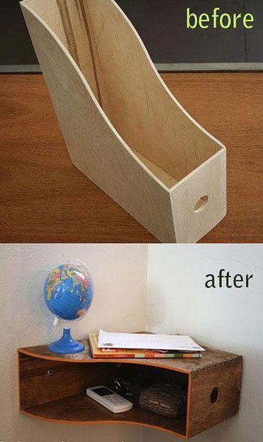 transformation d'une boite à archive