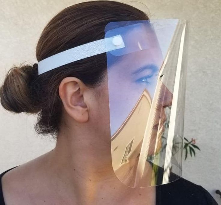 153 reusable clear face shield etsy in 2020 clear face