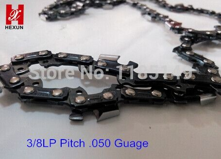 156.98$  Buy here - http://alimku.worldwells.pw/go.php?t=1923355733 - 91VG Professional Chainsaw Chain 3/8 Pitch  .050 Guage import raw material 100feet/roll cheap chain 156.98$