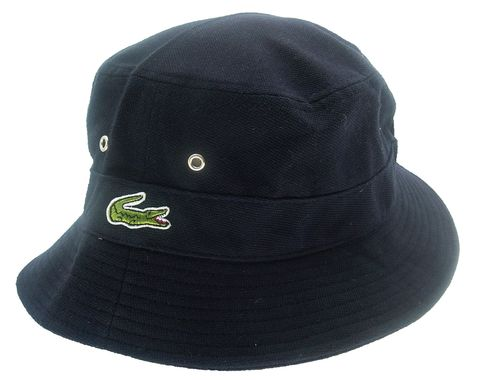 3f1200703ddc0 Lacoste Classic Bucket Hat - Navy