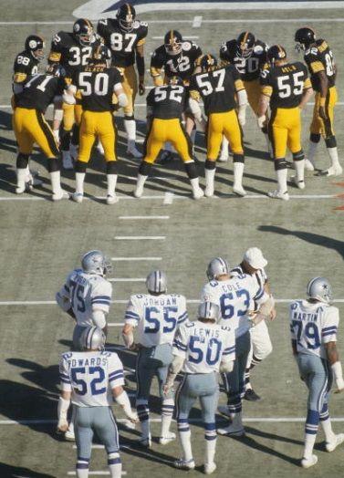 Super Bowl X: Steelers vs Cowboys (1976)