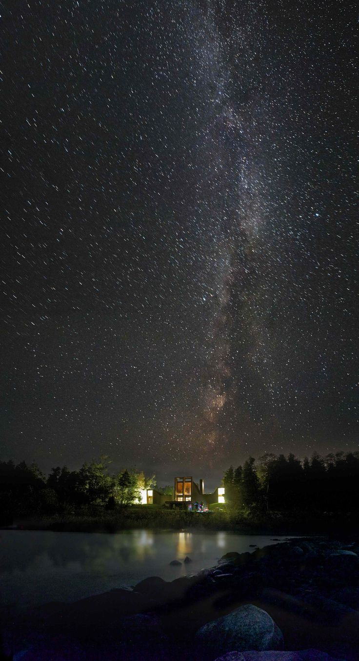 47 Of The Last Places On The Planet To Witness The Night Sky As Nature Intended- The Headlands Dark Sky Park, Michigan