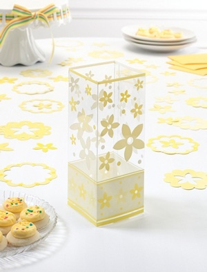 Yellow Flower Centerpieces (Set of 6) image