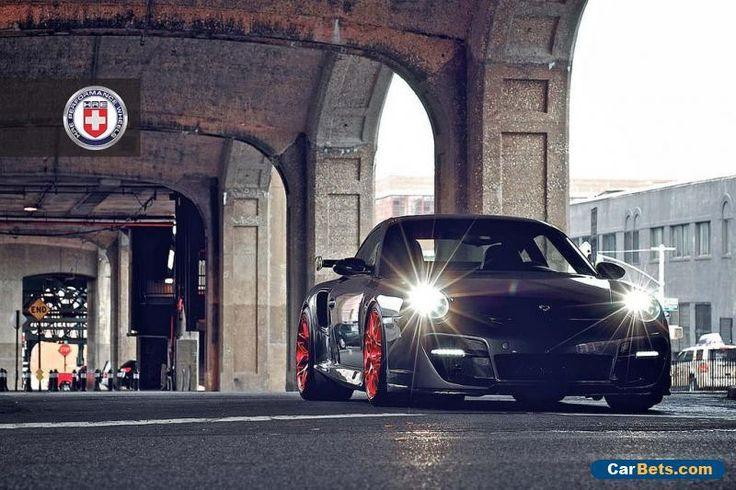 2007 Porsche 911 Turbo Coupe 2-Door #porsche #911 #forsale #unitedstates