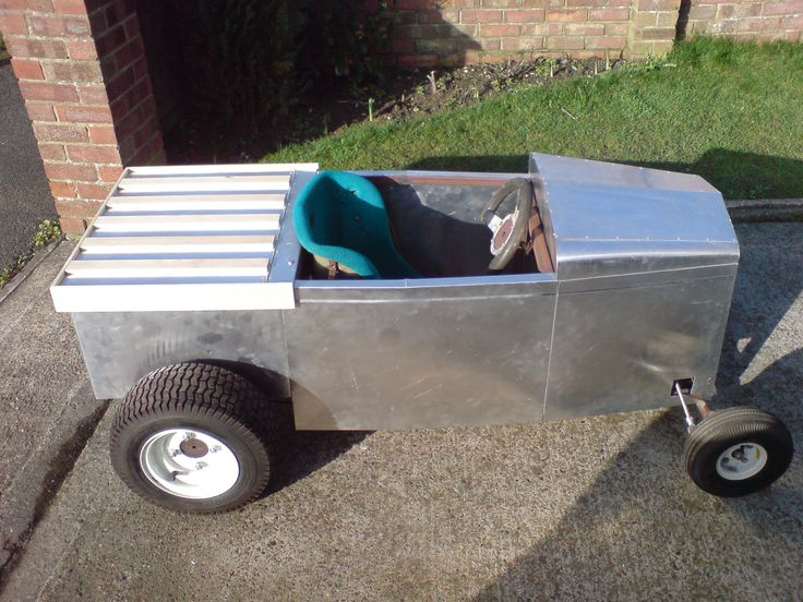 I built the body shell from aluminium . I had to use etch primer before painting · 32 FordPedal ... & 84 best Pedal Cars images on Pinterest | Pedal cars Radio flyer ... markmcfarlin.com
