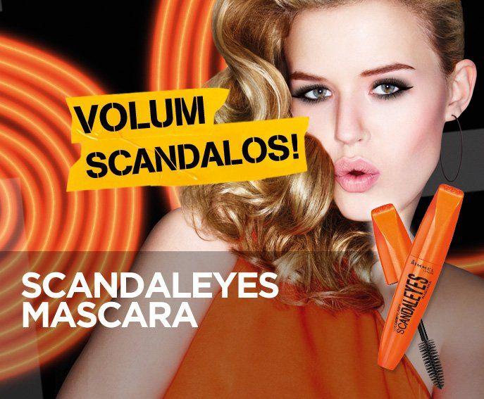 Scandaleyes Mascara | Rimmel London România