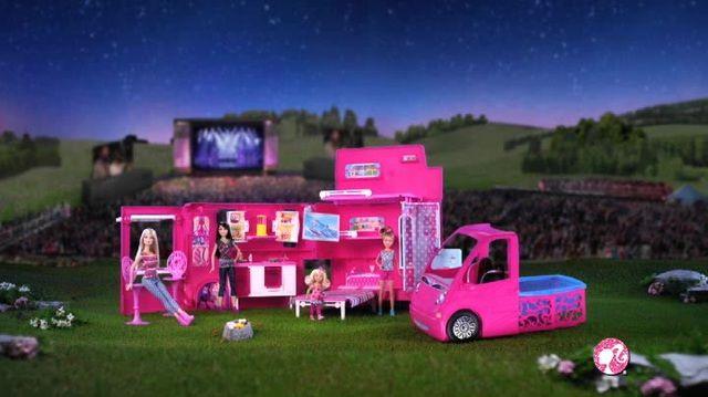 Mattel BARBIE Glam Camper + Chic Barbie kaufen | OTTO