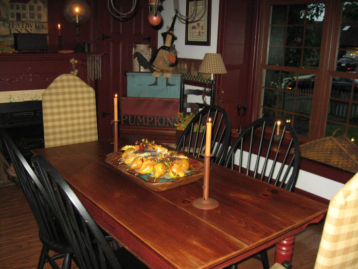 Make do chairs in mustard check  House DesignPrimitiveMustardHarvestHome. 71 best Harvest House Designs Swedesboro  New Jersey images on