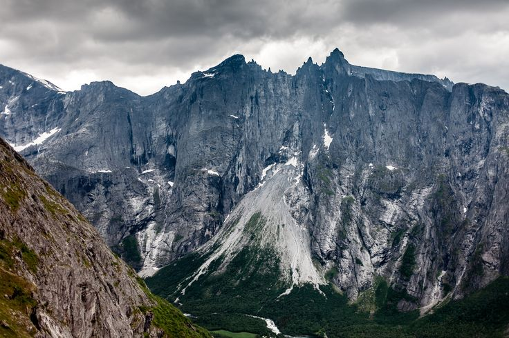 Trollveggen , Norway by Aleksei Golubovich on 500px
