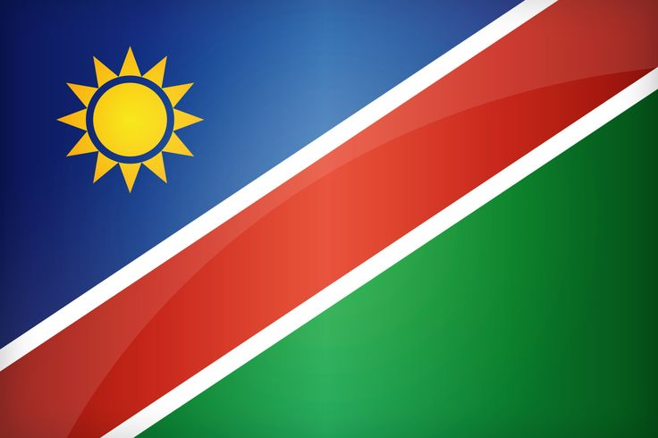 Flag Namibia | Download the National Namibian flag