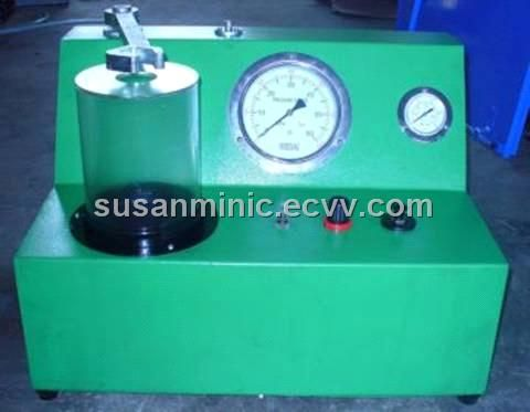 PQ400 Double Spring Nozzle Tester (PQ400) - China injector tester, Taian Rabotti