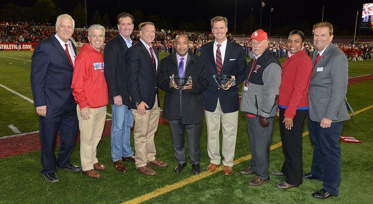 New York Assembly Speaker and Cold Spring Harbor Executive Awarded Stony Brook University Alumni Award