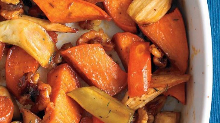 Honey-Roasted Vegetables   Christmas   Pinterest