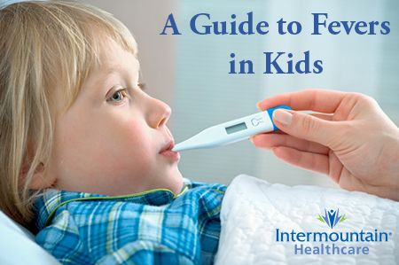 A guide to fevers in kids. #fever #kidshealth #flu #cold http://intermountainhealthcare.org/blogs/2013/10/a-guide-to-fevers-in-kids/