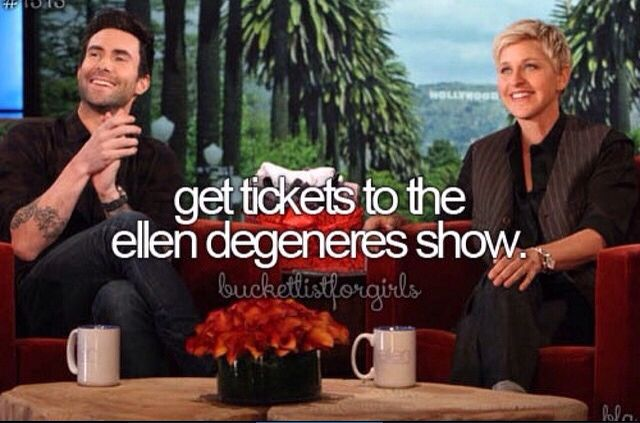 1000 ideas about ellen show today on pinterest ellen tickets tickets to ellen and contact - Ellen show address ...