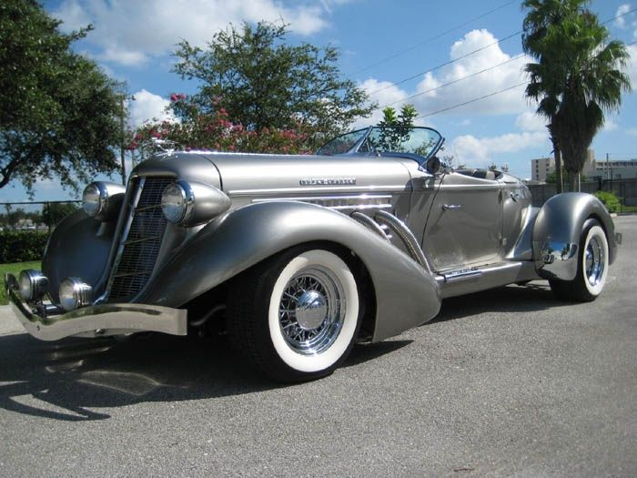 1936 Auburn Boattail Speedster Maintenance of old vehicles: the material for new cogs/casters/gears/pads could be cast polyamide which I (Cast polyamide) can produce