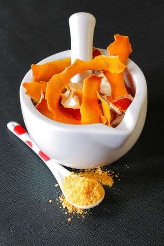 Homemade Vitamin C Powder Provides More Nutrition Than The Store Bought Version