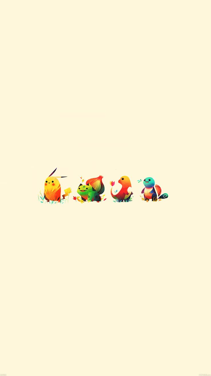 wallpaper personajes de Pokemon '