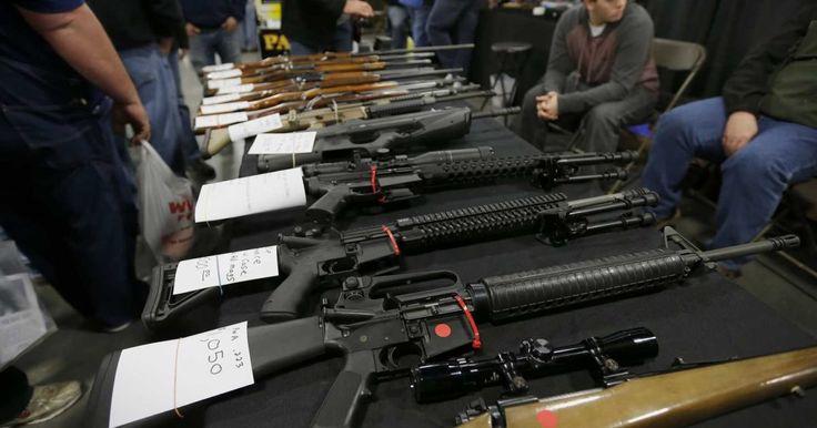 Kepemilikan senjata di AS bakal marak