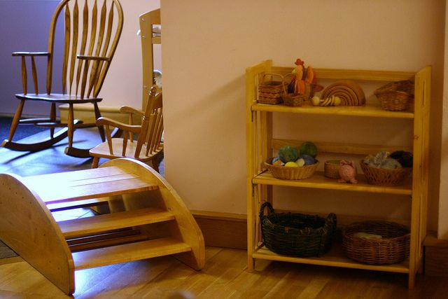 Out and About : Our Parent/Child Classroom by Frontier Dreams, via Flickr