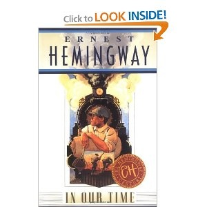 The only one of Hemingway's books that I actually enjoyed reading, all the way through.Worth Reading, American Debut, Time, Book Worth, Ernest Hemingway, Shorts Stories, Book Covers, Reading Lists, Hemingway Book