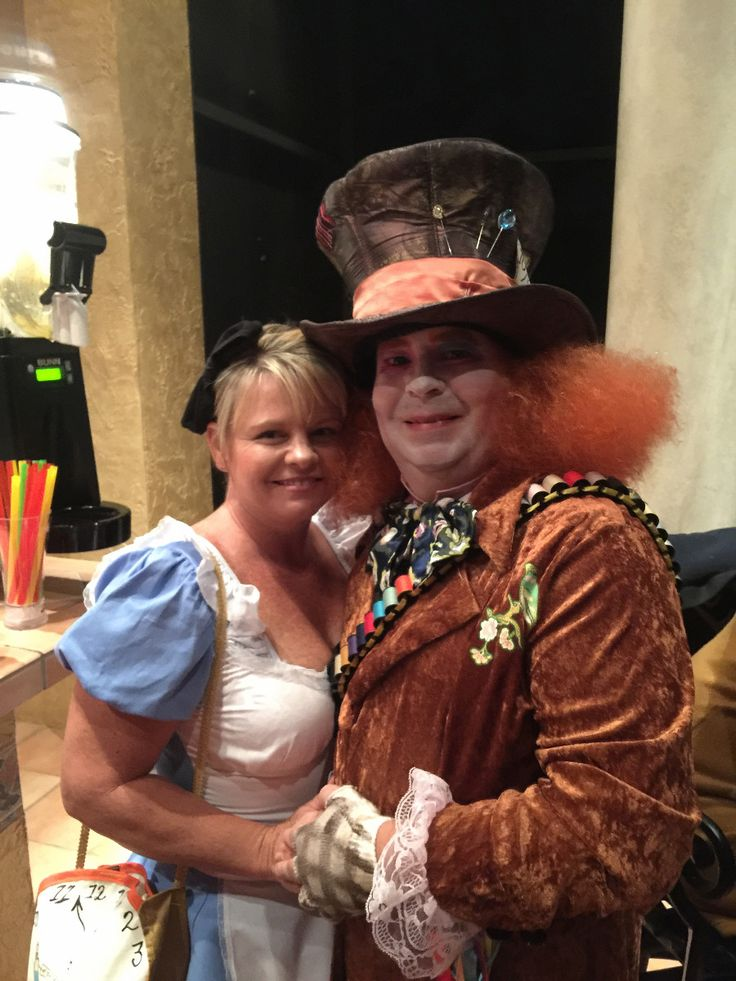 Life in Photos - Mad Hatter Alice Costume