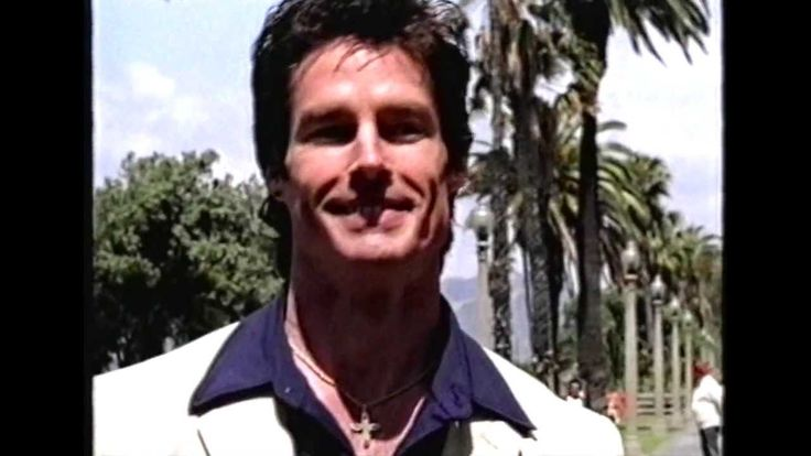 Ridge Forrester (Ronn Moss) B&B -  Staying Alive - Commercial 1998