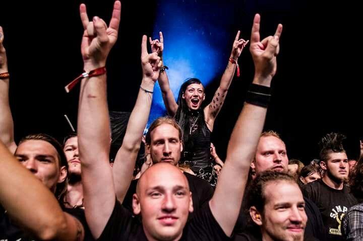 Rockmaraton  Hungary, Dunaujvaros 2016 Equilibrium