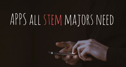 Apps all STEM Majors need, College, Major Decision, University, College tips, technology, engineering, iPhone, download these apps, asana, team, collaboration, balance, school, student