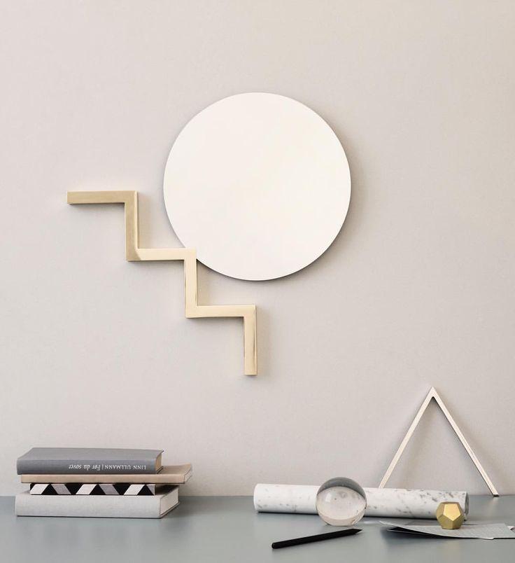 Stair Mirror, Kristina Krogh