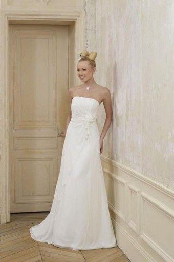 SONORA, robe de mariée tendance - Votre robe de mariage pas chère sur Point Mariage