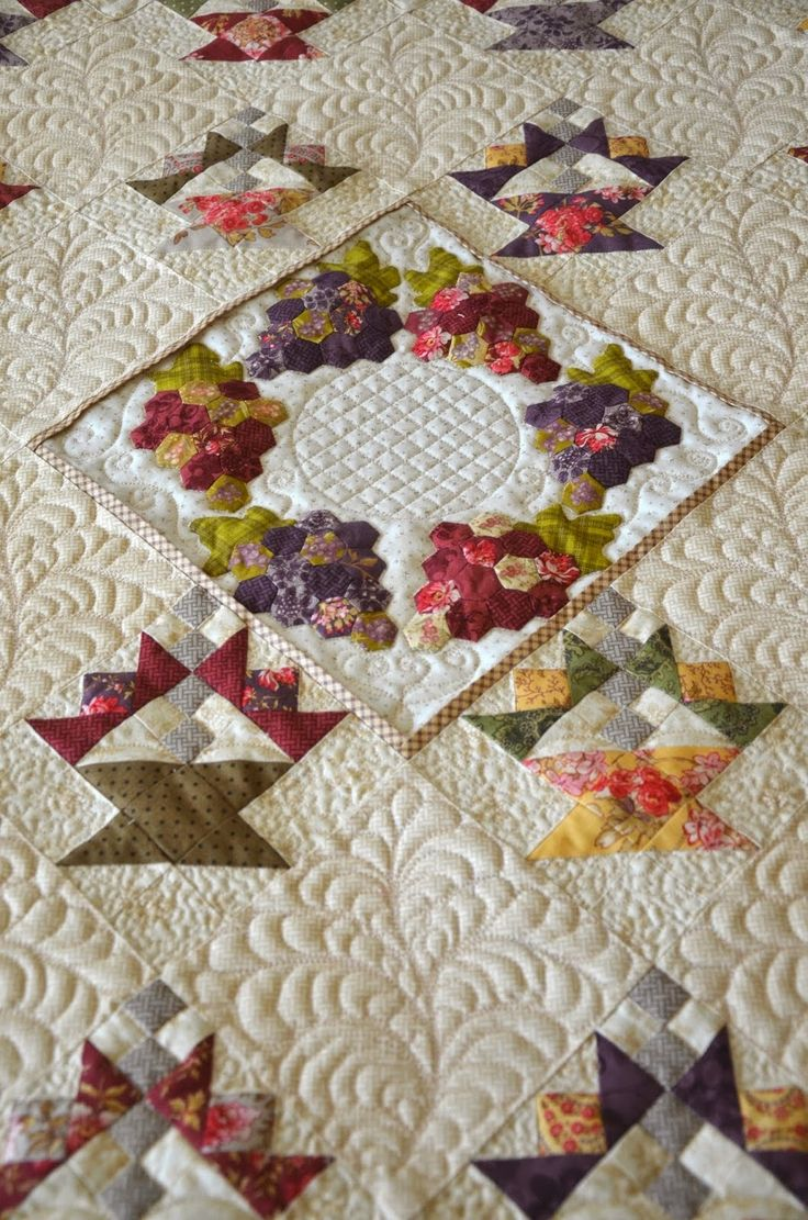 3087 best quilting patterns images on Pinterest | Quilt patterns ... : machine quilting blogs - Adamdwight.com
