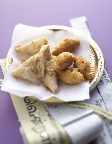 Recette Croquettes de pommes de terre : Faites cuire 1 oeuf pendant 10 mn jusqu'à ce qu'il soit dur. Ecalez-le et écrasez-le à la fourchette.Faites cuire...