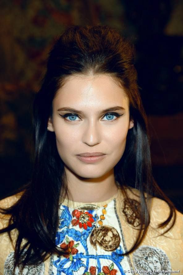 Bianca Balti attended the Dolce & Gabbana Winter 2015 ...