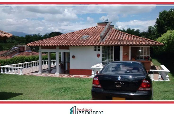 SE VENDE EN EL QUINDIO (COLOMBIA)  VIA AEROPUERTO EL EDÉN  Casa Campestre con lote en conjunto cerrado. Clima cálido.  http://www.inmobiliarialuxuryreal.com/index.php/properties/v00004q-casa-campestre-con-lote-en-conjunto-cerrado/