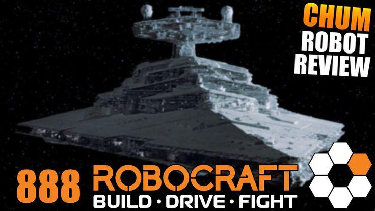 Robocraft Chum Review Star Wars Star Destroyer MEGABOT by Pavidlo