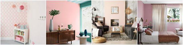 Nuveline: Decoração no tom rosa quartzo: a cor de 2016