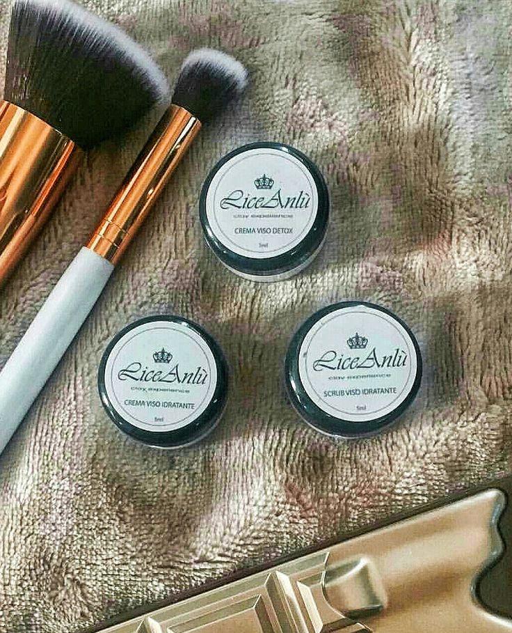 Crema viso detox - crema viso idratante - scrub viso idratante Lice Anlù Clay Experience. Scopri la linea viso!