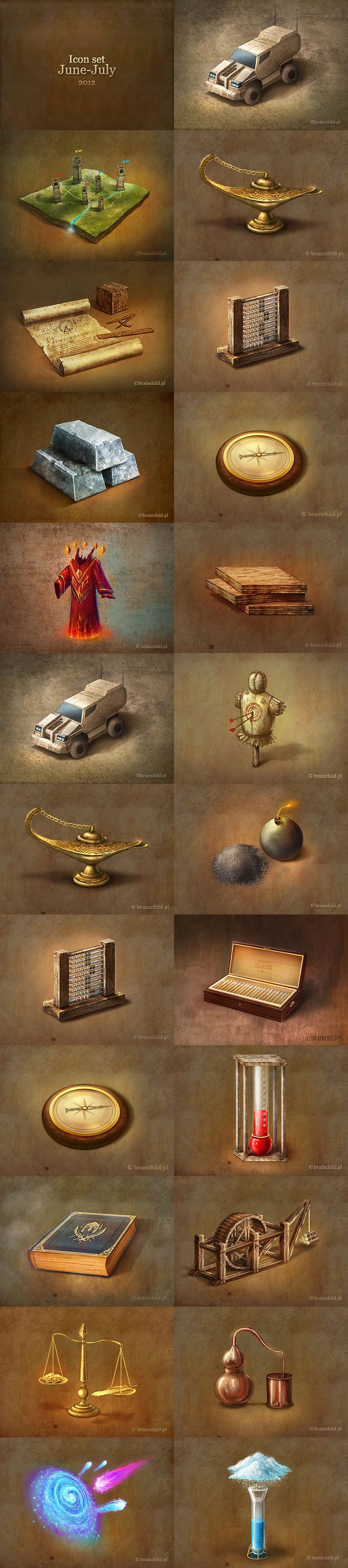 icons by brainchilds.deviantart.com