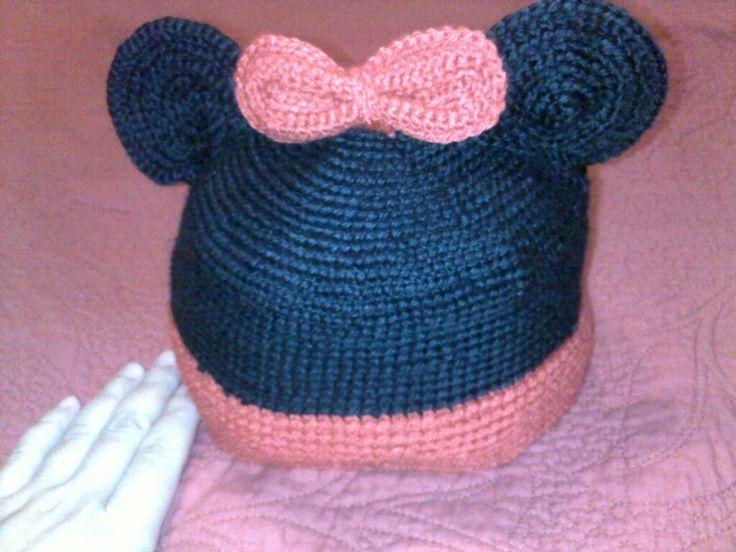 Minie hat / crochet hat