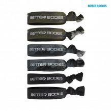 Резинки для волос Better Bodies Multi Hairband, Multi Combo