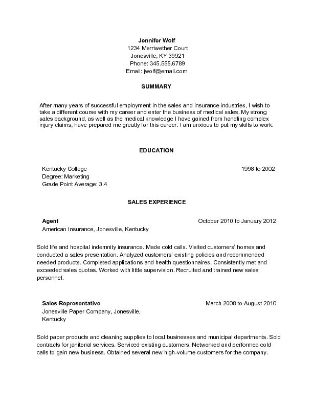 Write a Functional Resume Functional resume, Sample resume and - how to write a functional resume