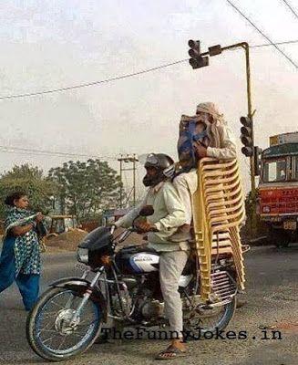 Bikes in India Jugaad Like A Boss