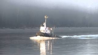 quadrant commander tugboat - YouTube