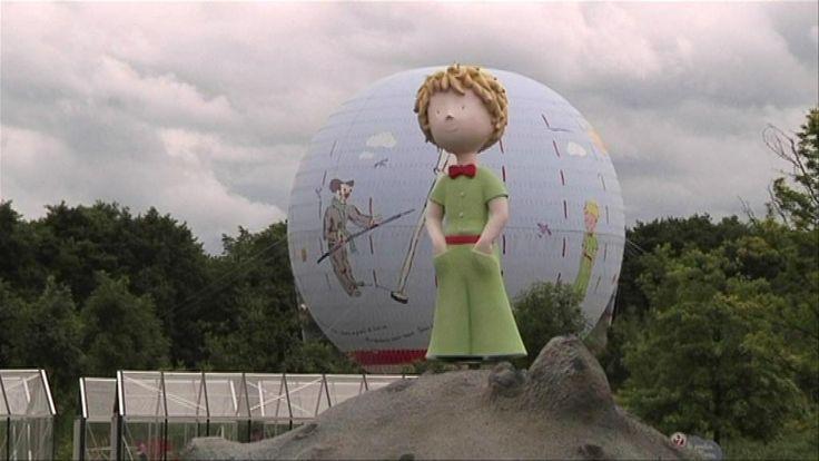 VIDEO - Ouverture du parc d'attraction consacré au Petit prince en Alsace http://bit.ly/1qTgM1o pic.twitter.com/6koNfZXEXf